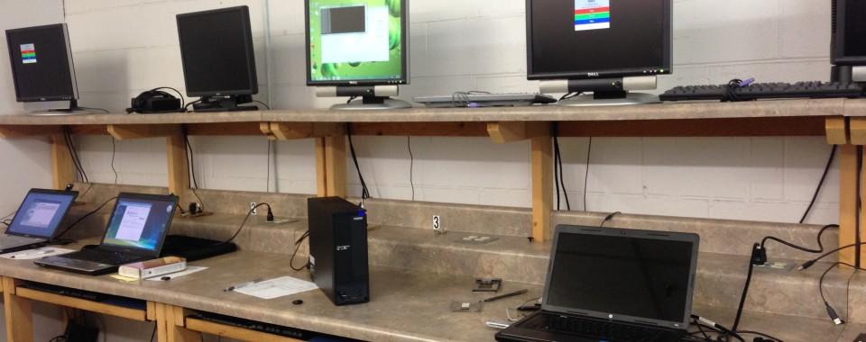 Learn repair computers free